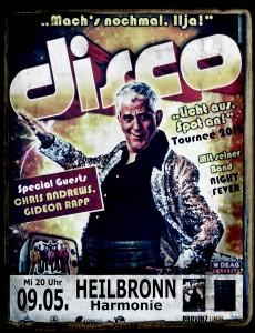 DISCO - Tour